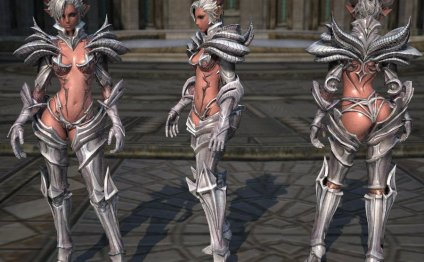 Tera Online Characters