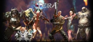 MMO Games TERA Online Background
