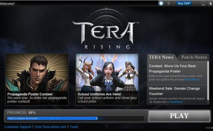 Tera downloader