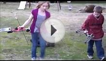 Teach Your Kids Skills-Archery
