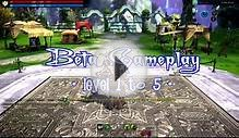 TERA - Beta Gameplay - Elin Archer - Level 1 to 5 - Part 1