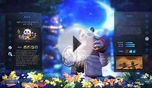 TERA KR」New Character Select Screen and Character